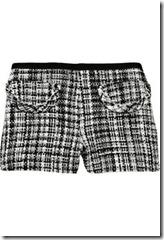 Marc Jacobs Wool-blend tweed shorts