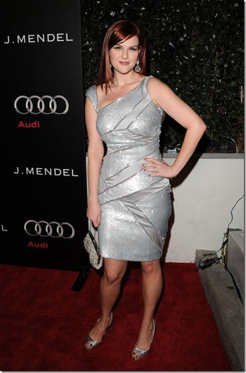 Audi J Mendel Celebrate 2011 Golden Globe L9p6ucXWrAvl