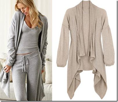 Cashmere sweater wrap comparison