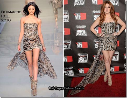 khloe-kardashian-Blumarine-fall 2010