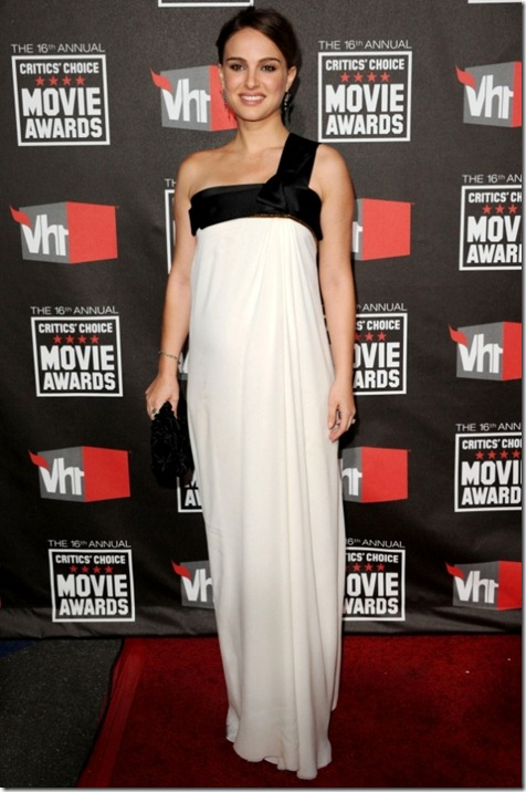 Natalie Portman in Ferre