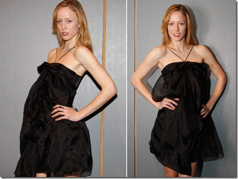 Raquel Zimmermann model