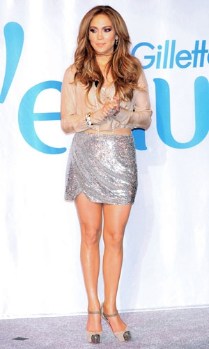 jennifer lopez dresses american idol. jennifer lopez dresses